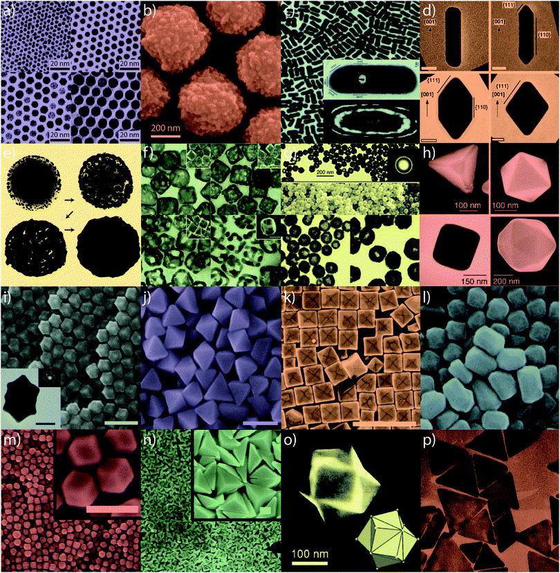 Imagenes de nano particulas