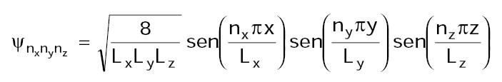 Ecuacion de la funcion de onda