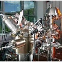 Microscopio escáner de efecto túnel STM