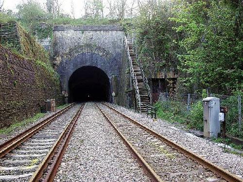 Underground works in Spain