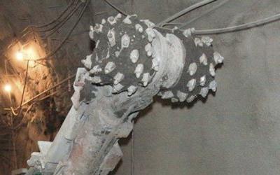 Rozabilidad, desgastes y rendimientos en la excavación de rocas con máquinas rozadoras