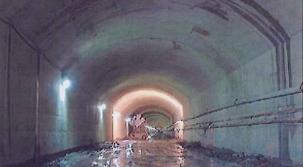 Revestimientos en túneles construidos por métodos tradicionales mineros