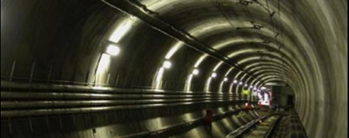 Construcción de túneles. La Construcción
