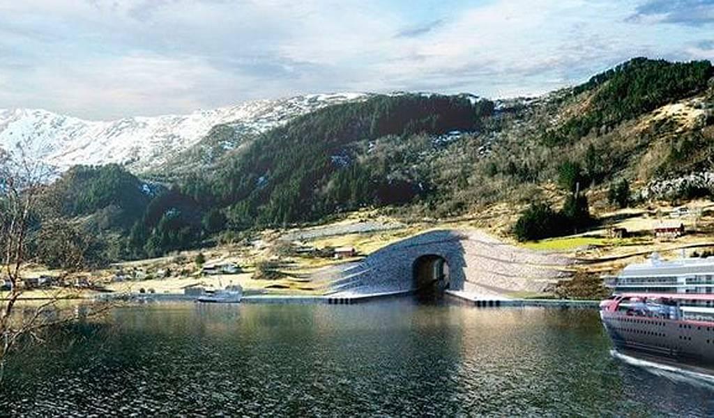 Construcción de túneles. El medio ambiente